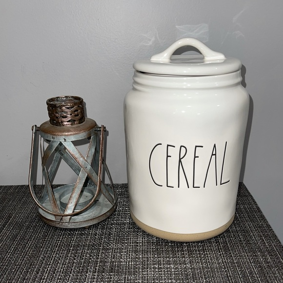 Rae Dunn Cereal Canister